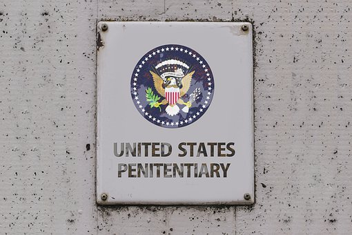 Shield, Board, Prison, Penitentiary, Slammer, Usa