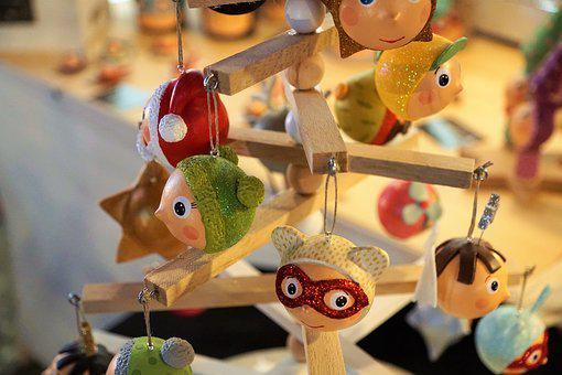 Toys, Celebration, Ornament, Figurine, Christmas, Child
