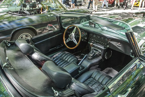 Auto, Transport System, Drive, Vehicle, Chrome, Classic