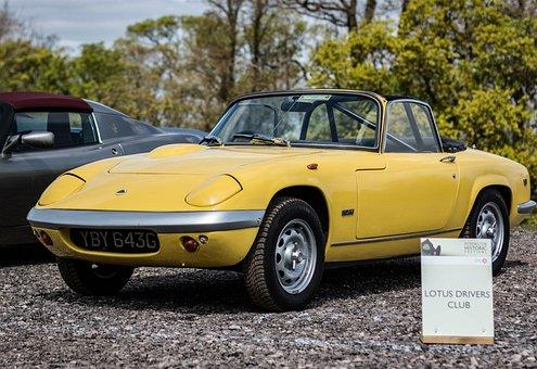 Lotus Elan, Elan, Lotus, Sports Car, British, Car