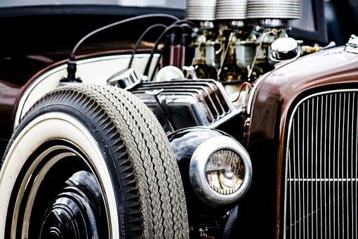 Auto, Transport System, Vehicle, Chrome, Drive, Wheel