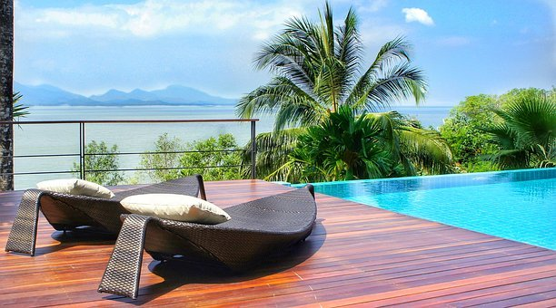 Luxury, Resort, Ranong, Thailand, Andaman Sea