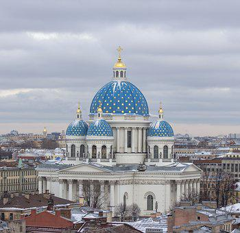 Dome, Architecture, Church, Megalopolis, Building