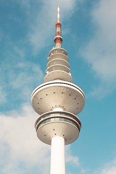 Hamburg, Hanseatic City, Tv Tower, Fair
