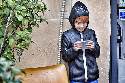Child, Smartphone, Social Networks, Children, Android