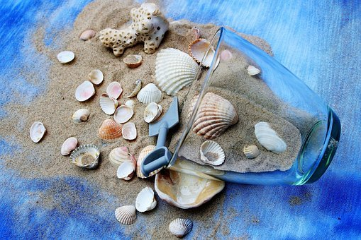 Blue, Memory, Summer, Sand, Desire, Paradise, Holiday