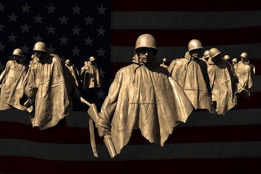 War, Republic Of Korea, United States, The Us Military
