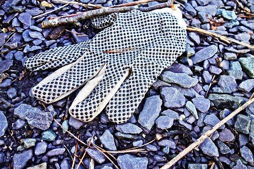 Glove, Work Glove, Protection, Hand, Worker, Gardening