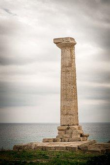 Capo Colonna, Crotone, Italy, Calabria, South Italy