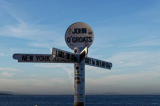 John O'groats, John O'groats Signpost, Attraction