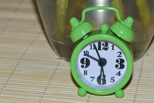 Alarm Clock, Clock, Time, Time Of, Dial, Clock Face