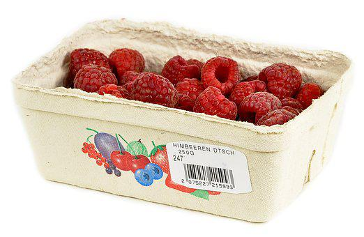 Dessert, Food, Fruit, Berry, Raspberry