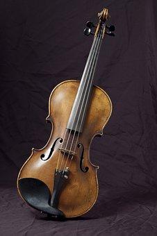 Violin, Classic, Instrument, Bowed Stringed Instrument