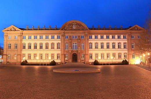 Architecture, Castle, Facade, Historically, Building