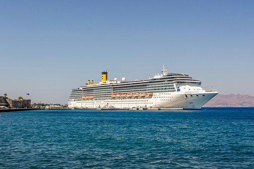 Water, Sea, Travel, Ship, Boat, Cruise, Cruise Ship