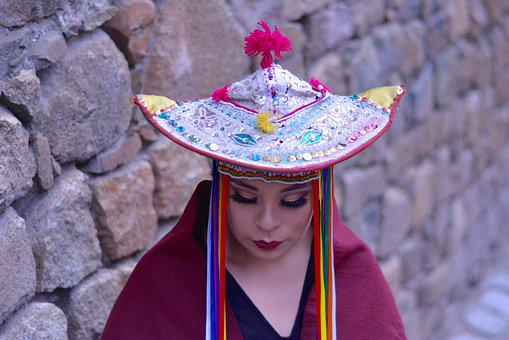 Traditional, People, Empedrado, Hat, Folklore, Typical