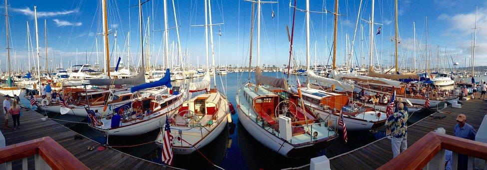 Sea, Yacht, Boat, Sailboat, Ship, Sail, Nautical
