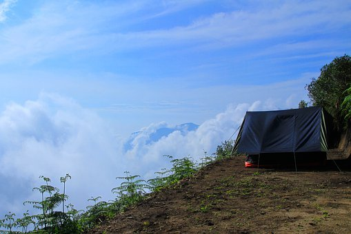 Nature, Landscape, Sky, Camping, Tent, Abovetheclouds