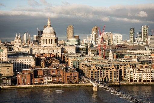 City, Architecture, Urban Landscape, Travel, Skyline