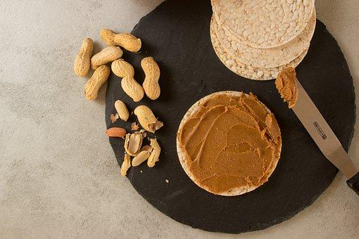 Food, Peanut, Butter, Spread, Snack, Healthy
