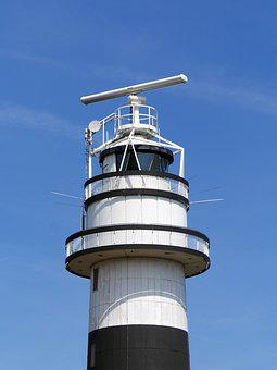 The Lighthouse Today, Radar Equipment, Rotor