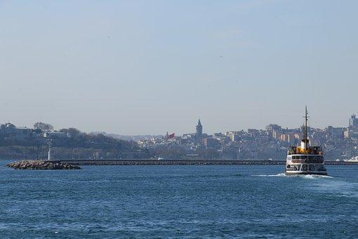 Water, Transportation System, Watercraft, Sea, Ship