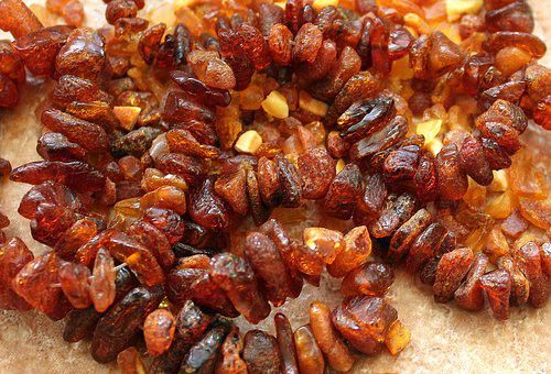 Amber, Crafts, Jewelry, Color, Decorative, Fashion