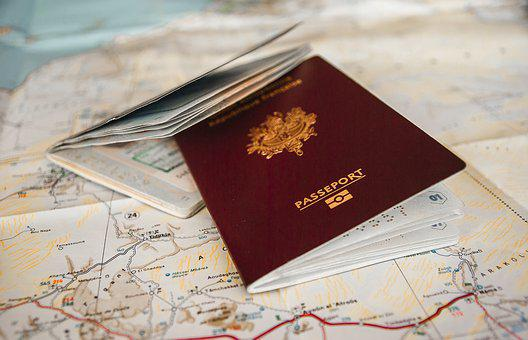 Passport, Travel, Customs, Boundary