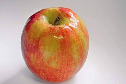 Apple, Fruit, Close, Healthy, Frisch, Food, Eat, Red