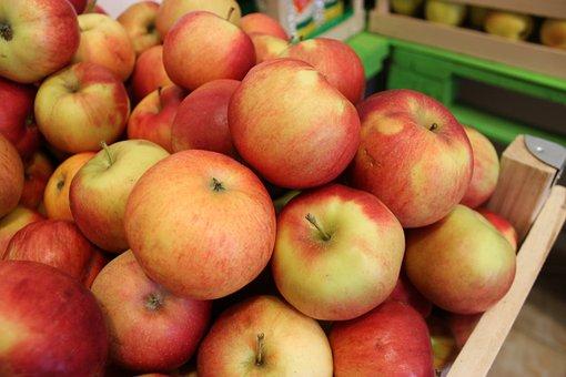 Fruit, Apple, Food, Juicy, Healthy