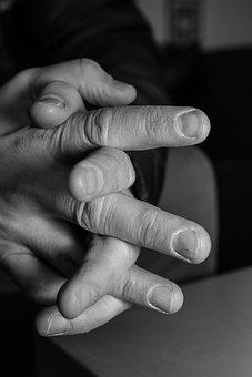 Hand, People, Adult