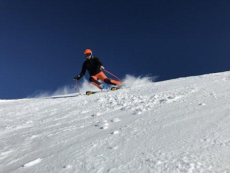 Snow, Winter, Skiers, Ski Run, Sport, Ski Area