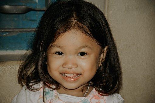 Child, People, Portrait, Little, Cute