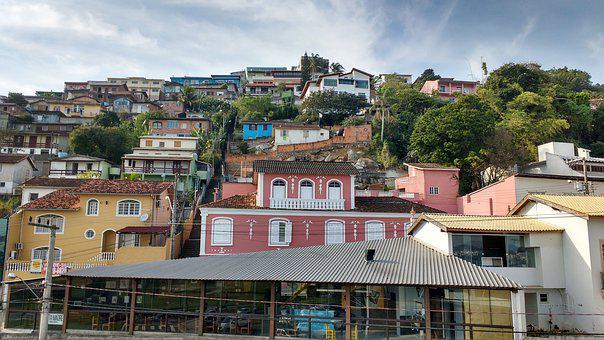 Village, Architecture, Home, City, Trip, Widescreen