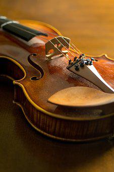 Wood, Bowed Stringed Instrument, Classic, Instrument