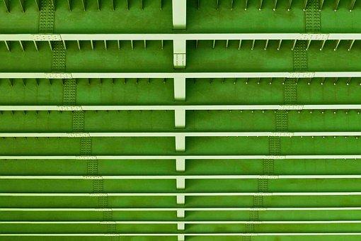 Background, Pattern, Texture, Leaf, Green, Bridge