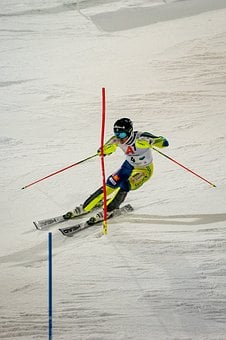 Competition, Hurry, Race, Sport, Fast, Slalom
