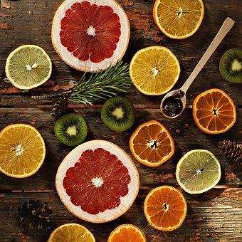 Fruit, Food, Lemon, Lime, Background, Citrus, Healthy