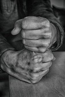People, Adult, Man, Hand, Portrait, Human