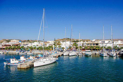 Yacht, Sea, Shelter, Harbor For Pleasure Boats