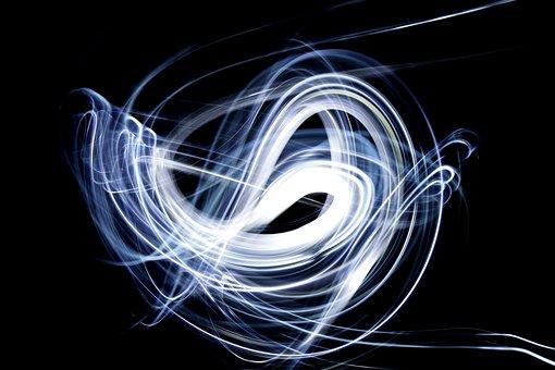 Flare-up, Smoke, Movement, Curve, Wave, Light