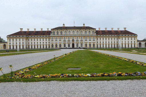 Architecture, Palace, Building, Old, Travel, Park