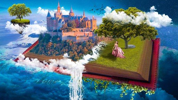 Water, Travel, Panoramic, Sky, Nature, Summer, Tree