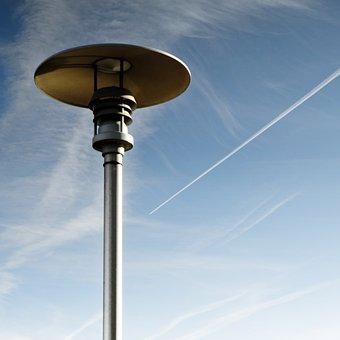 Lamp, Sky, Electricity, Reverberatory, Floor Lamp