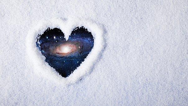 Love, Heart, Space, Design, Romantic, Symbol, Gift