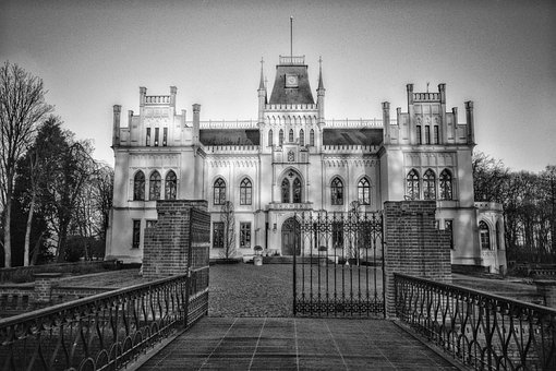 Architecture, Old, Palace, Building, Tower, Gothic
