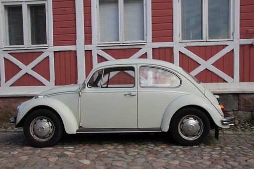 Car, Vehicle, Transportation System, Classic, Beetle