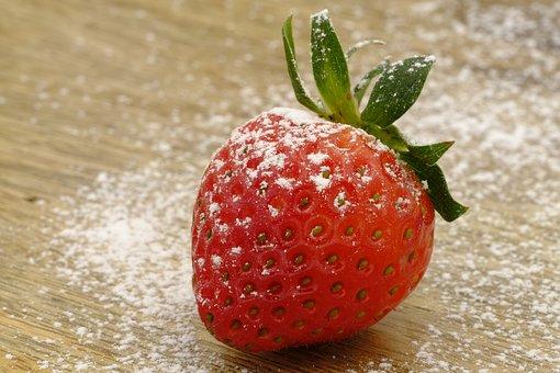 Strawberries, Berries, Fruits, Fruit, Summer, Delicious