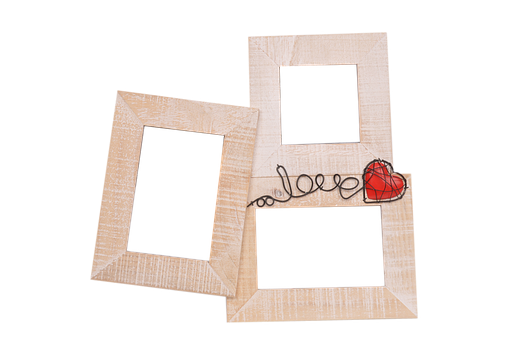February, Heart, Picture Frame, Frame, Derno Png