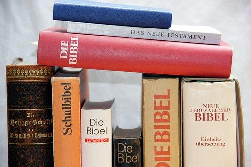 Paper, Business, Literature, Bible, Books, Religion